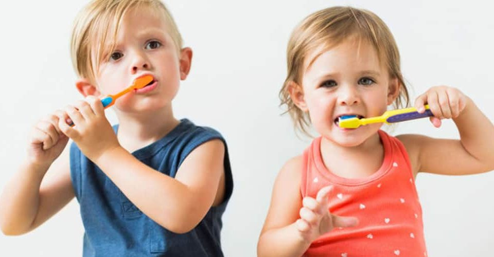 How to Get Children to Brush Their Teeth